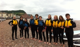 Annabel Weegen – Summer School in der Sidmouth International School