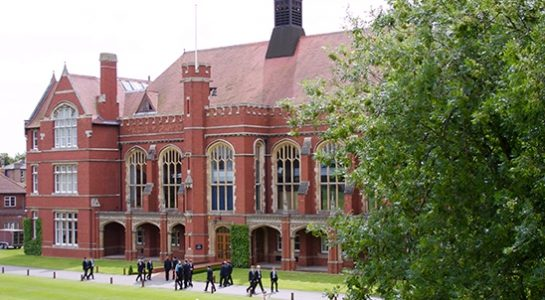 Bedford School - internate england