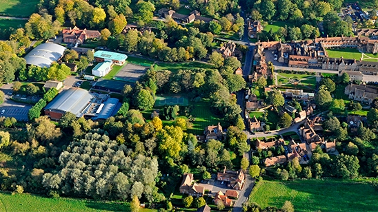 Bradfield College - Internate England