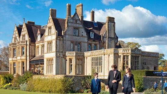 Clayesmore School - England