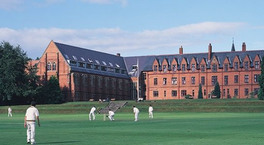 Ellesmere College - internate england