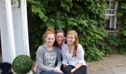 Fiona Schmidt – Summercamp in Oxford