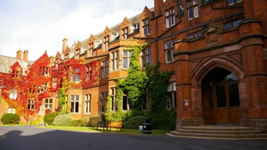 Internat England Campbell-College