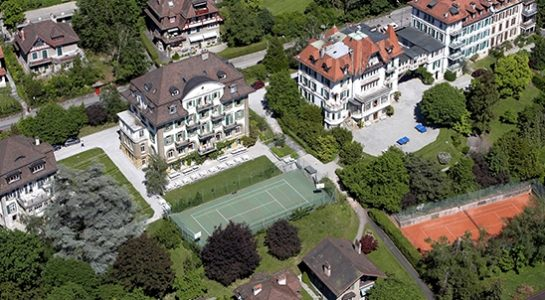 Internat Schweiz Brilliantmont International-School