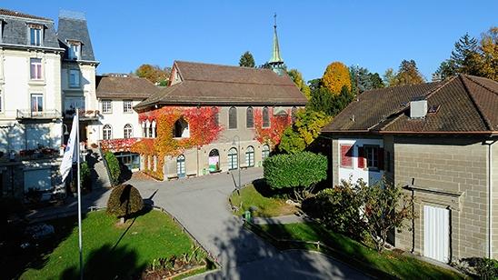 Internat Schweiz College Champittet