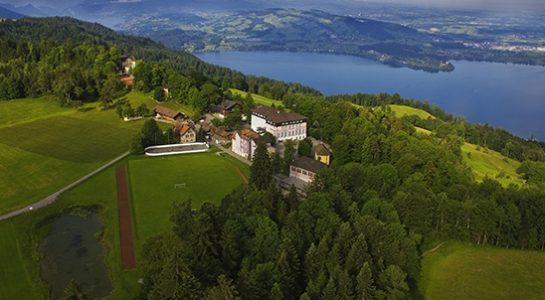 Internat Schweiz Institut Montana Zugerberg