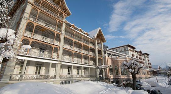 Internat Schweiz Leysin American-School