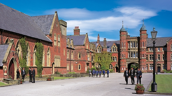 Rossall School - internate - England