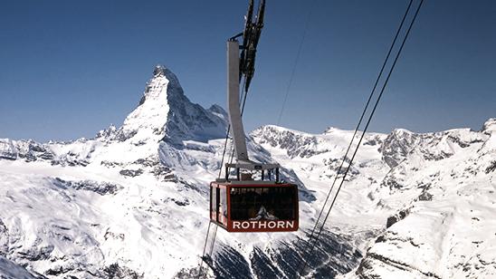 Internat Schweiz Zuoz Matterhorn